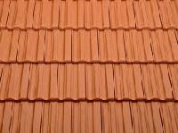 terracotta decorative clay roof tiles