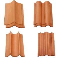 Terracotta Red Clay Roof Tiles