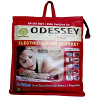 Odessey Products ODESSEY Electric Blanket (DOUBLE BED) 150X150 CMS