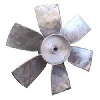 Fan And Impeller Blades