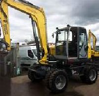 second hand construction machinery
