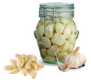 Garlic Brine