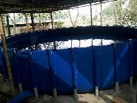 Aquaculture Farm Tank