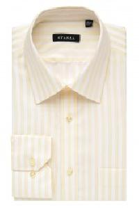 Stanza Formal Shirts, Striped Cotton Shirt