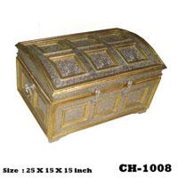 Wooden Big Treasure Box