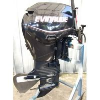 E-tec 40 Hp 20 Tiller Outboard Motor