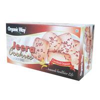 Organic Salted Jeera Cookies