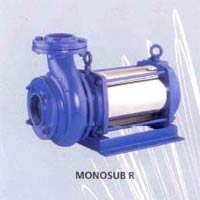 Monosub R Open Well Submersible Monoblock Pump