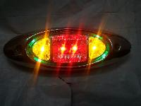 Led Oval Side Marker Light