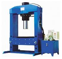 Power Operated Hydraulic Workshop Press