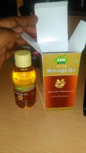 Natural Moringa Seed Oil