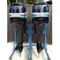 Outboard Motor, Twin Pair Outboards