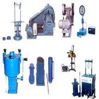 Asphalt/Bitumen Testing Lab Equipments