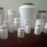 Hdpe Plastic Containers for Pharma