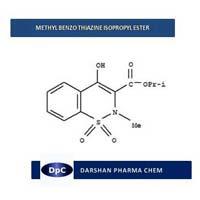 Methyl Benzothiazine Isopropyl Ester
