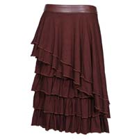 Swahili Joy Knitted Skirt