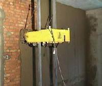 Auto Wall Plastering Machine