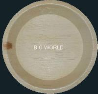 Areca Leaf Round Dinner Plates