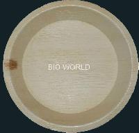 Easily Disposable  Areca Leaf Plates