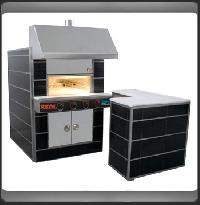 Flat Bread Oven