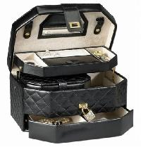 leather jewelry cases