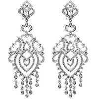 Glamorous Chandelier Earrings