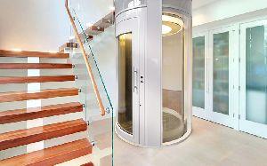 Circular Hydraulic Home Lift