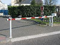 Electronic Boom Barriers