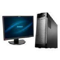 Lenovo H530s 5732-1340 Desktop Pc + L2031w 19.5'' Led Monitor
