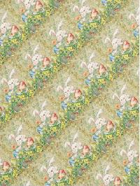 Easter Fleece Blanket