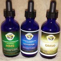 MMS with DMSO Water Purification Kit