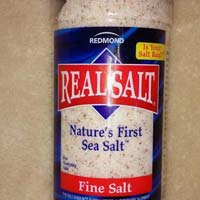 Natural Mineral Sea Salt