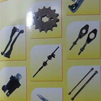 Sprocket, Chain Adjusters