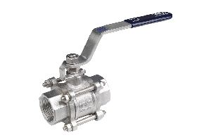 Investment Casted (IC) Ball Valves