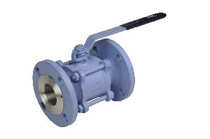 Wcb Flanged End Ball Valves