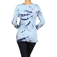 Rayon Dyed Ladies Top