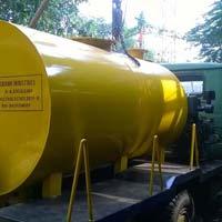 Truck Type Sewage Tanker