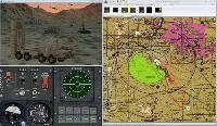 Electronic Warfare Simulation Software