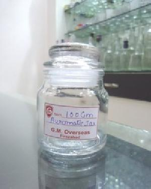 100ml Aromatic Candle Glass Jar With Glass Lid