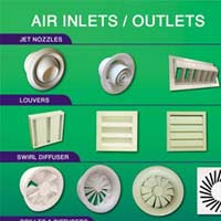 Air Outlets & Dampers