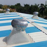 Frp Base Ventilator