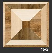 500x500 mm Digital Rustic Wooden Floor Tile (A602)