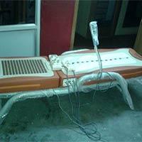 Jade Massage Roller Bed
