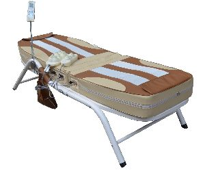 Jade Stone Full Body Accupressuer Bed