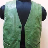 Mens Leather Vests