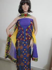 Gorgeous Phulkari Suit