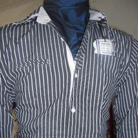 Casual Strip Shirt