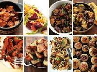 Roasted Food