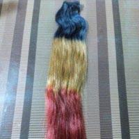 Straight Hair Color