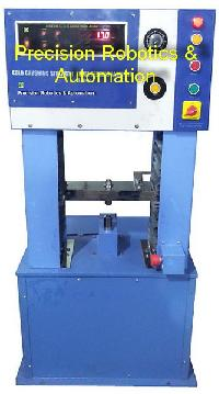 Cold Crushing Strength (CCS) Testing Machine